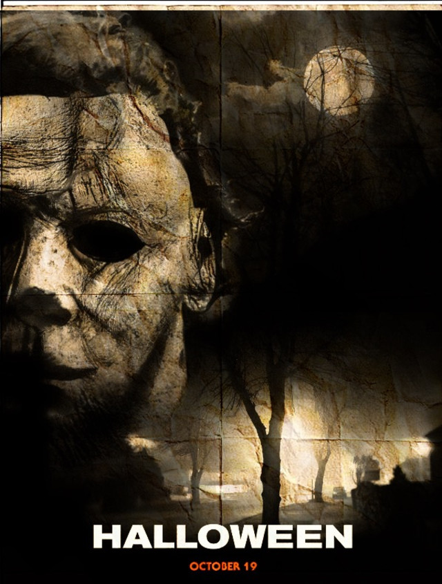 Halloween 2018 Fan Poster.Grant Steele On Talenthouse