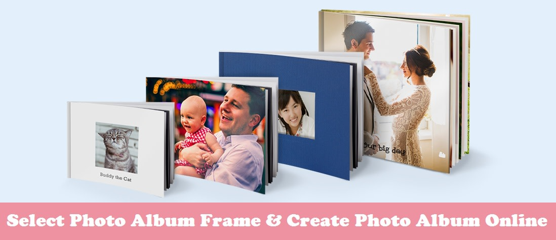 create a photo album online