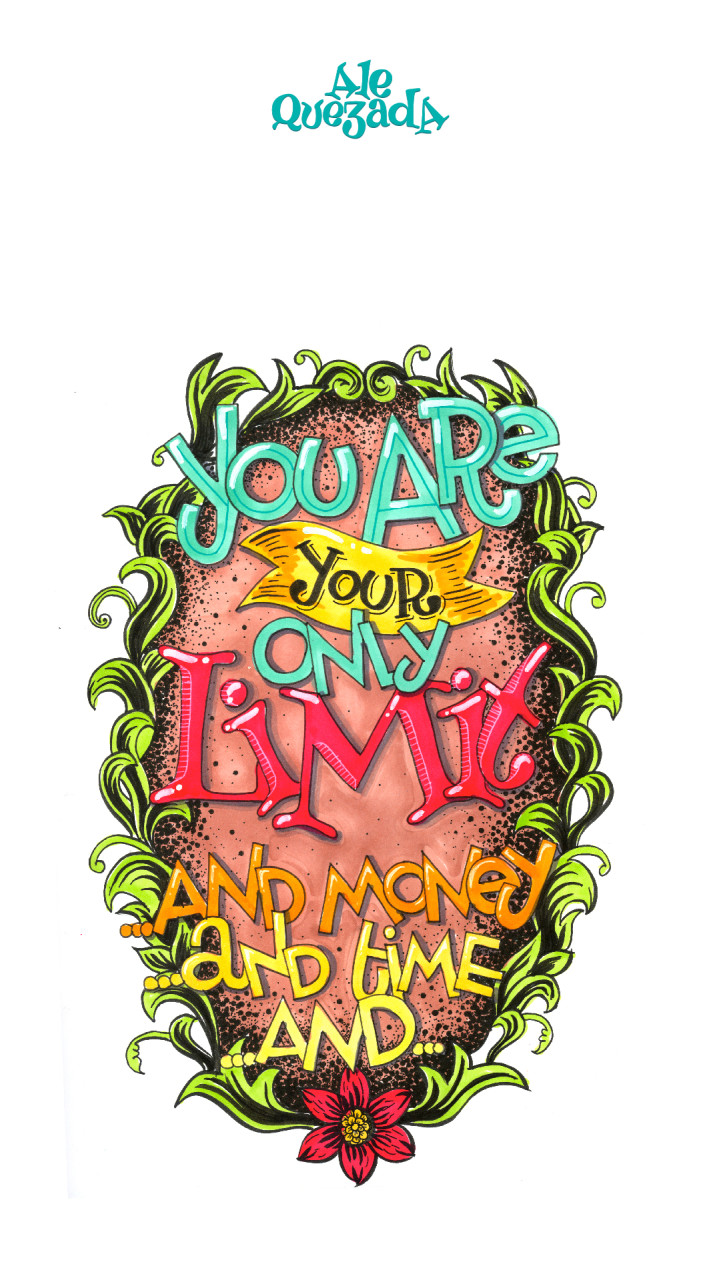 You Are Your Only Limit Wallpaper