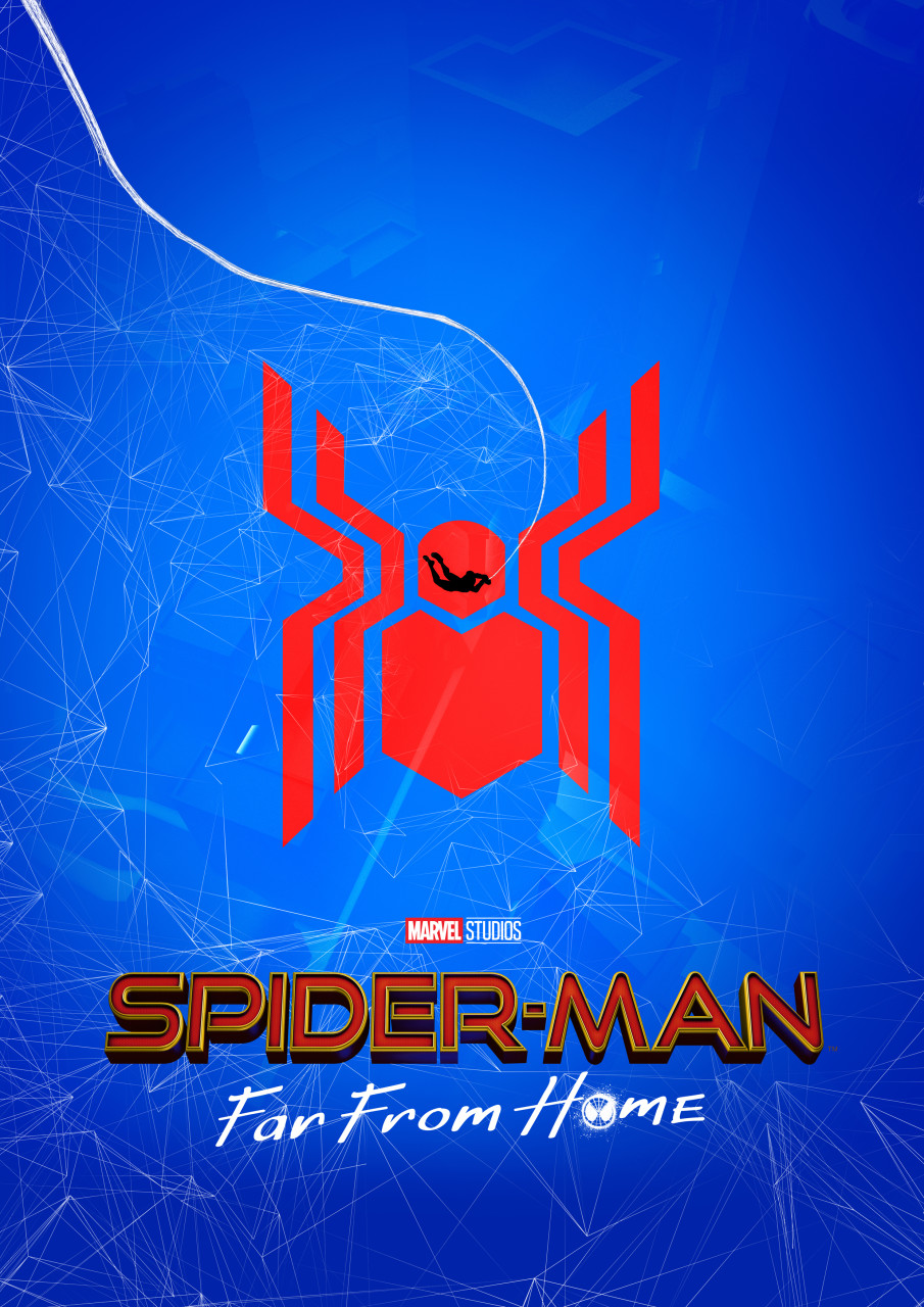 Spiderman: Far From Home poster 01