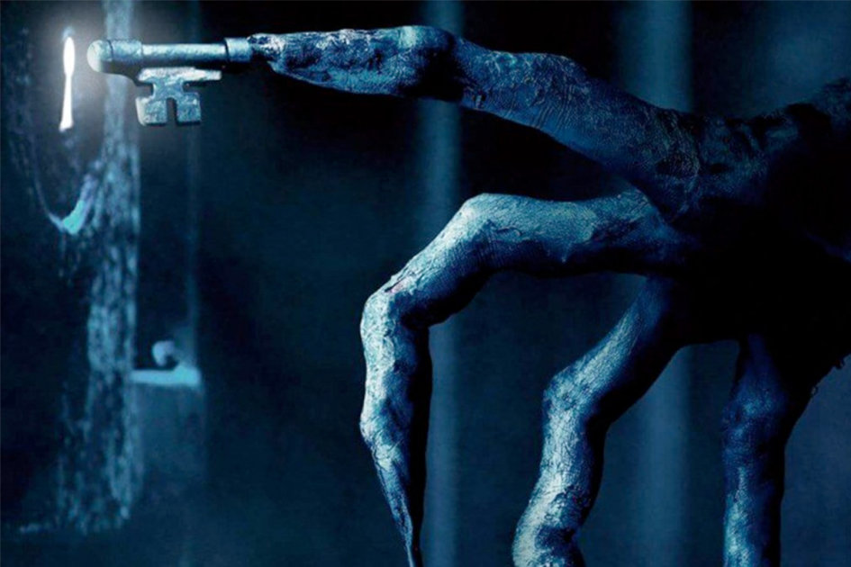 Create artwork inspired by Insidious: The Last Key