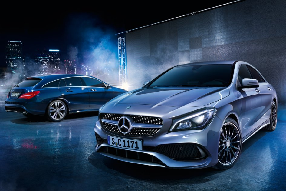 Create multi media artwork for mercedes benz for Mercedes benz creator