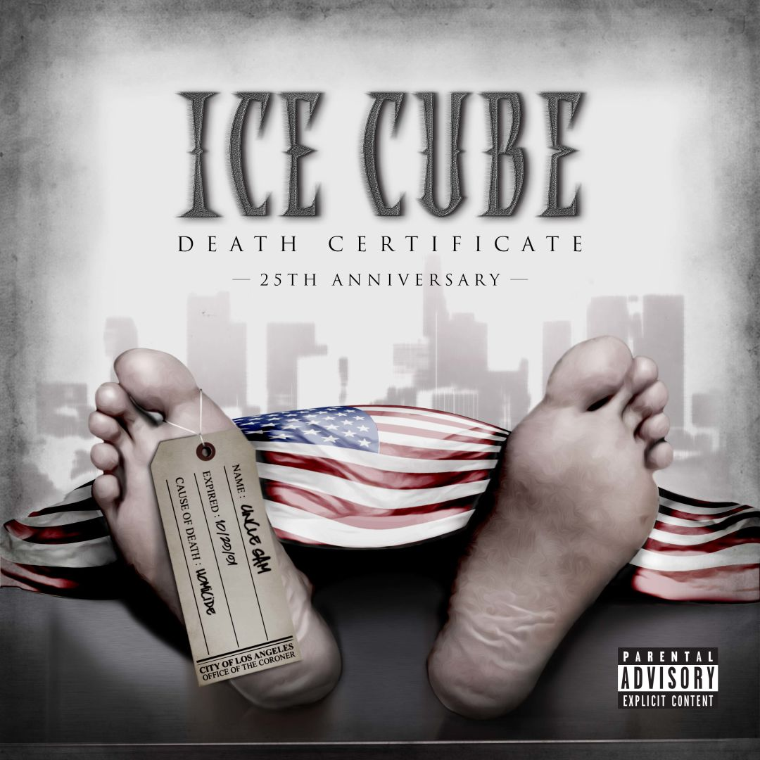 Jose pena on talenthouse jose pena submitted to re design the cover for ice cubes death certificate 1betcityfo Choice Image