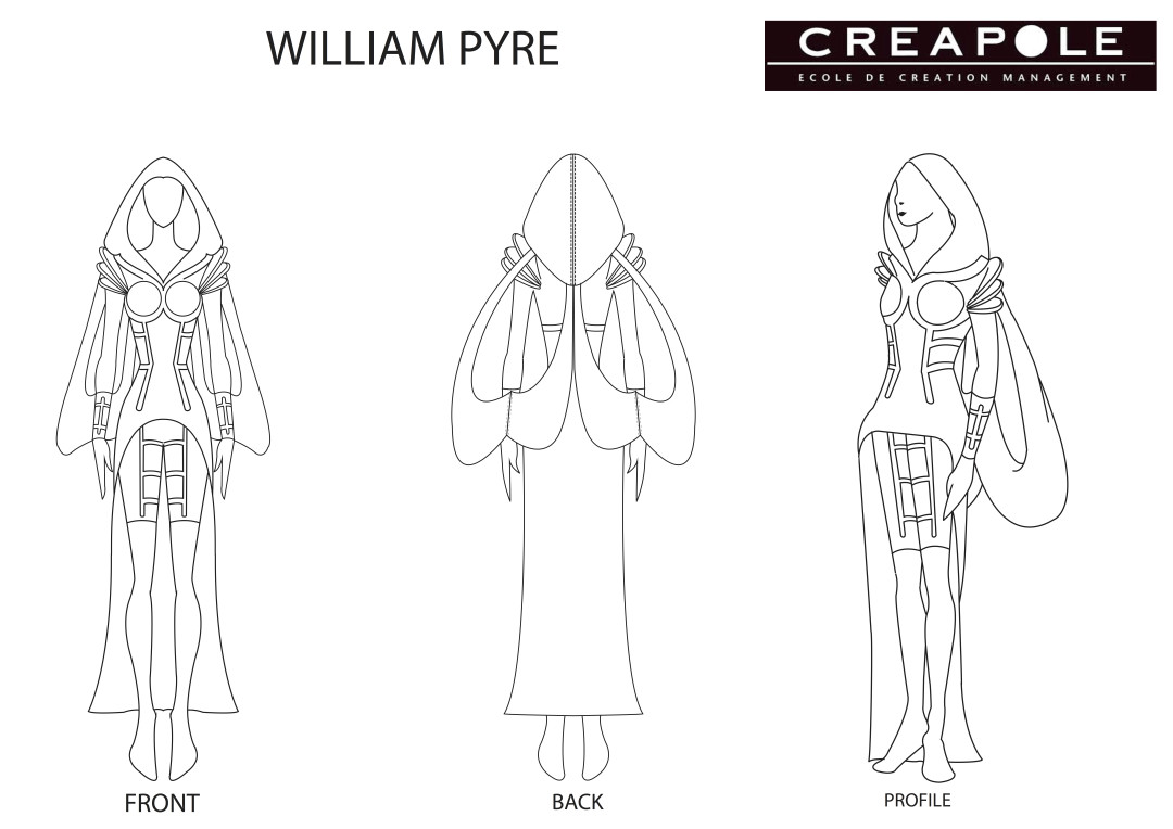 William Pyre on Talenthouse
