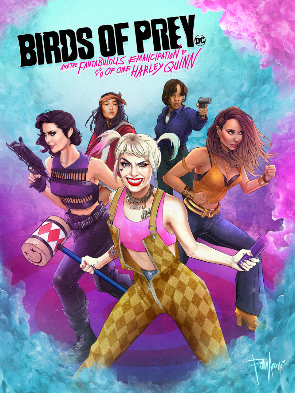 Birds Of Prey By Patty Arroyo Art