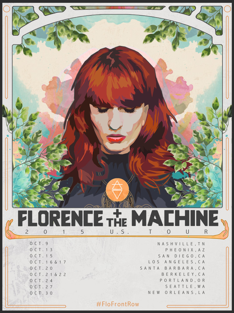 florence the machine essay Superstar recording artists jason aldean, james bay, florence + the machine, halsey featuring big sean, dua lipa and season 13 winner chloe kohanski are set to perform on the live two-hour tuesday, may 22, season finale (9-11 pm et/pt) of nbc's four-time emmy award-winning musical competition series.