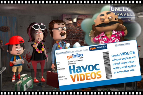 Videos for GoIbibo on your unpleasant travel experiences with travel