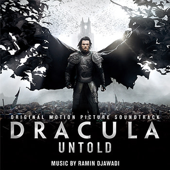 Design for dracula untold and universal pictures for 90s house music albums