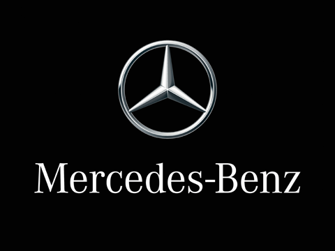Create multi media artwork for mercedes benz for Mercedes benz brand image