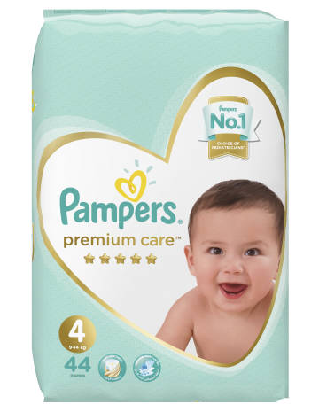 Pampers Premium Care to inspire