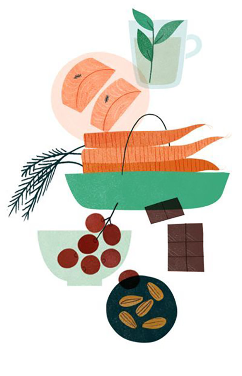 'Skin Food' Illustration by Clare Owen for Verily Magazine.jpeg